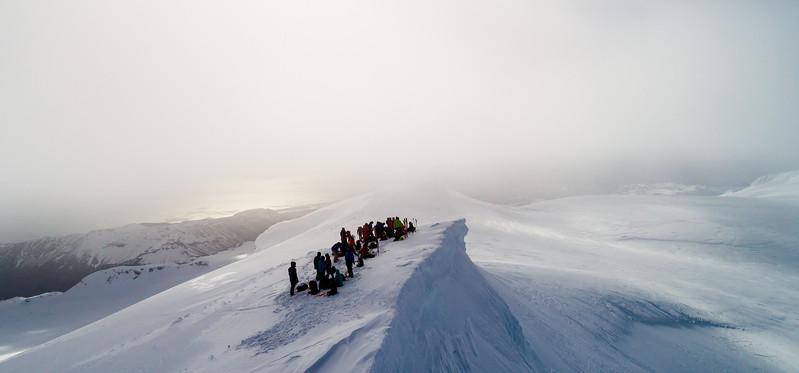 Eyjafjallajökull 2017