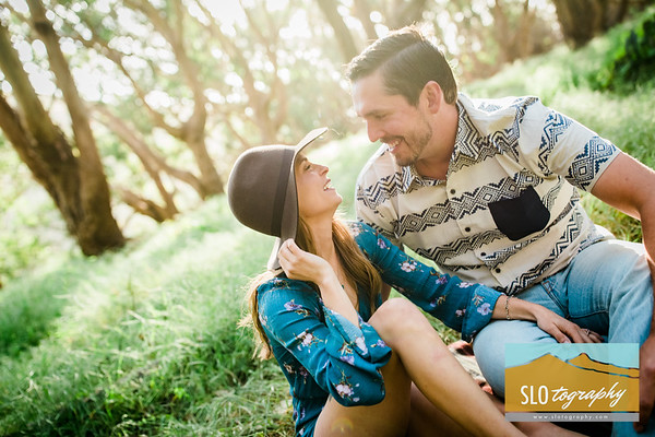 Kersey+Trent ~ Engaged!