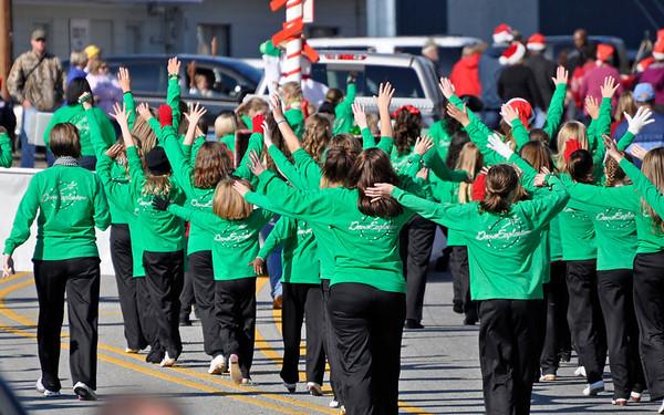 2011 GarnerNC Christmas Parade