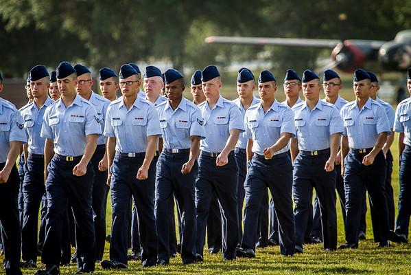 Asher USAF,MEPS,BMT