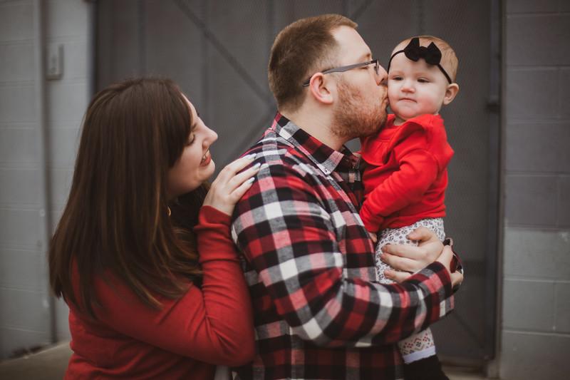 Blake Nowlin Family