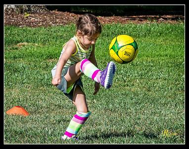 Rachael's Soccer 2013
