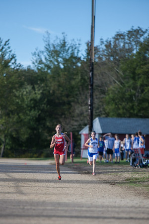 XC St B's Ledyard Waterford Sept 19, 2012