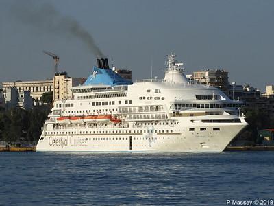 CELESTYAL OLYMPIA & CELESTYAL CRYSTAL Piraeus 10 Sep 2018
