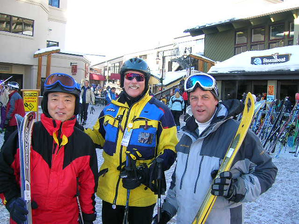 2007 Sobo Ski Camp - Mickey's First Trip