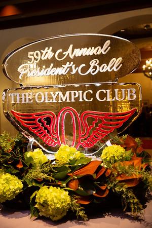 2020.01.11 Olympic Club - 59th Annual President's Ball