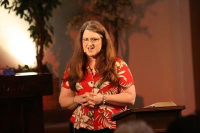 PASTOR SUSAN SKOMMESA @ HERMON CHURCH • 05.30.10