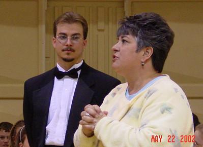 Baldwin Orchestra - May 2002