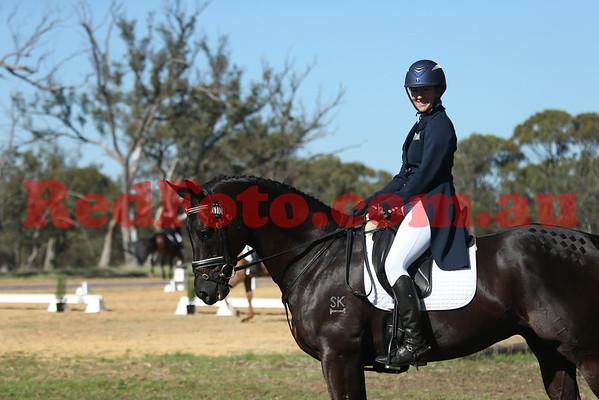 2014 05 17 Moora Horse Trials Dressage 09-45 till 10-40