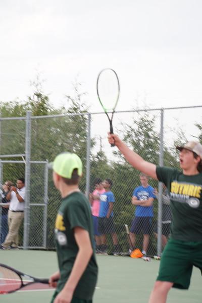 JH District Tennis