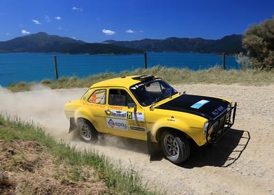 Silver Fern Rally 2014