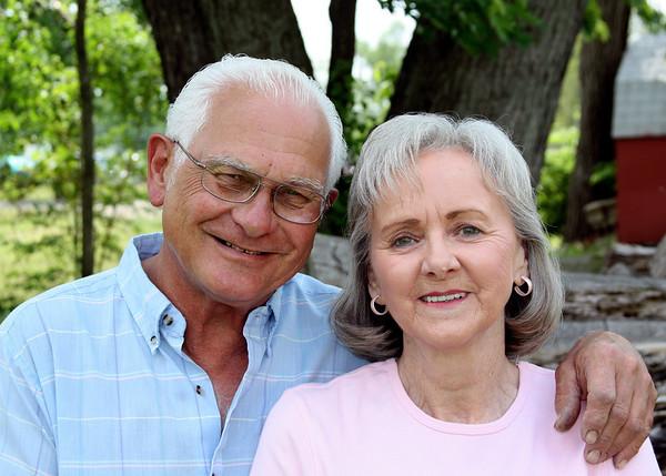 Sharon & Roy Cowin