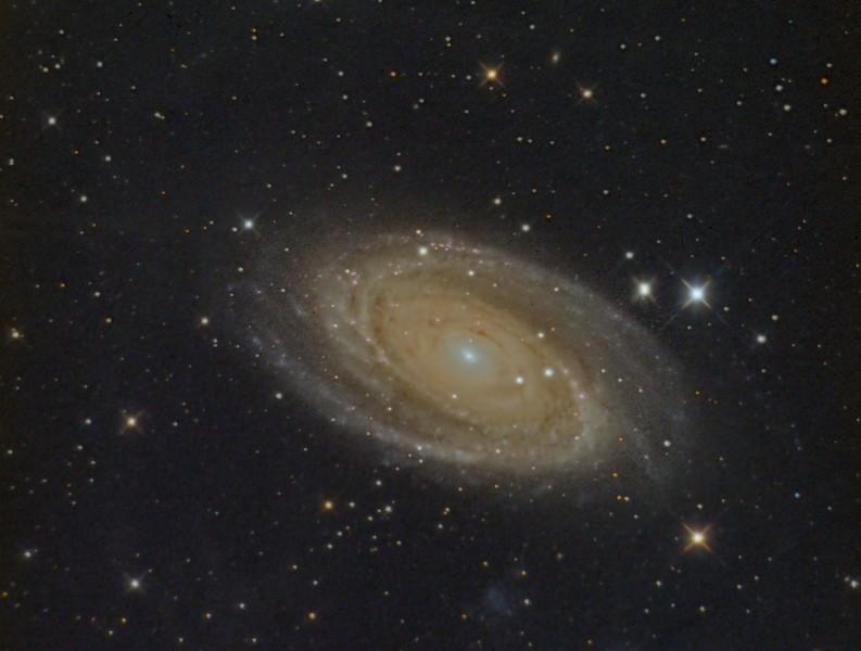 M81 BODE GALAXY