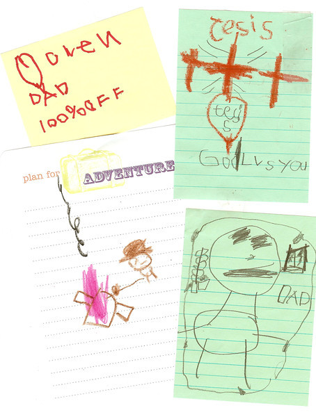 Owen's notes