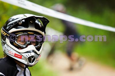 2010 Gravity Canterbury DH MTB race 2