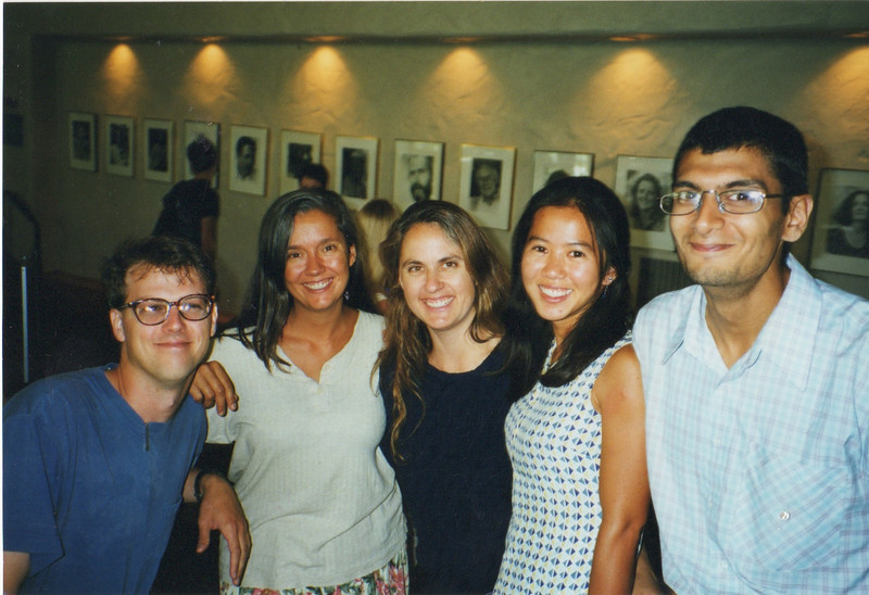 Doug Kerr, Lisa Alvarez, Brett Hall Jones, Theresa Tran, Kazim Ali. Poetry Elves. 1998.