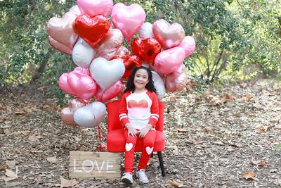 Tagaloa Girls Valentine Mini 2020