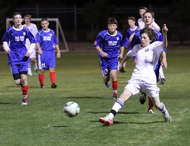 Sparta 97 vs San Juan Lightning - Las Vegas WCDA