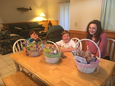 Ocracoke Easter 2018