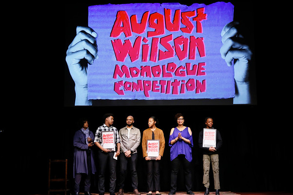 2020 August Wilson Monologue Competition (Press Images)