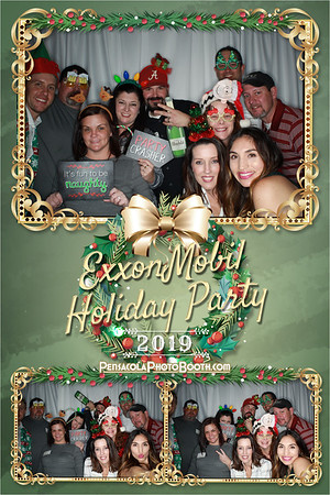 Exxon Mobil Holiday Party 12-7-19