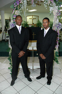 Lowe Randle Wedding June 2006