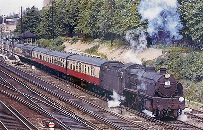 Maunsell SECR N1 class