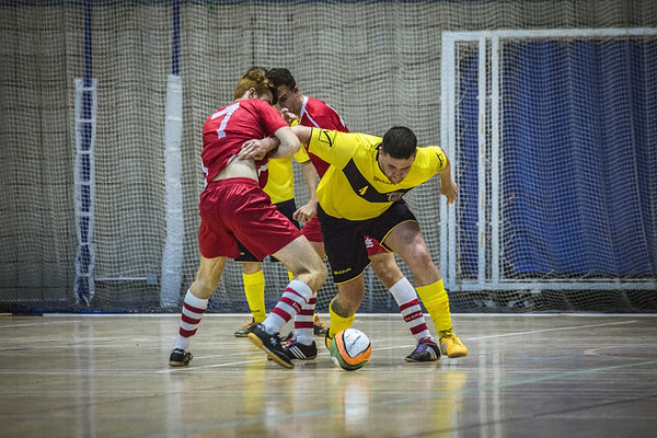 Phoenix 6-4 Rock Scorpions b, Futsal Rock Cup Semi Final, Tercentenary Sports Hall, Gibraltar – 30th April 2016
