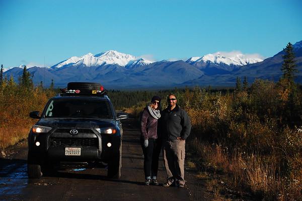 August 2017 Alaska / Yukon trip