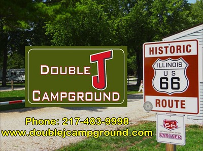 Double J Campground in Chatham/Glenarm