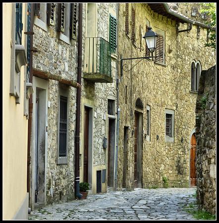 Montefioralle (Firenze)