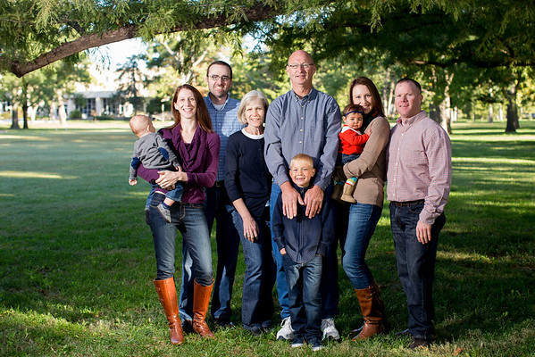 The M Family | October, 2013 | Manhattan, KS | autumn