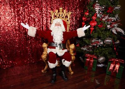 Intuitive Surgical Santa Meet + Greet