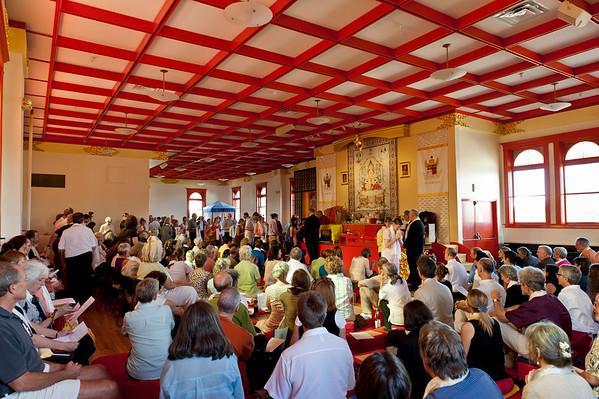 The Very Venerable 9th Khenchen Thrangu Rinpoche 8/2011