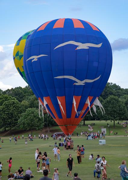 Atlanta Balloon Glow 2019