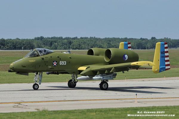 Maryland ANG A-10Cs