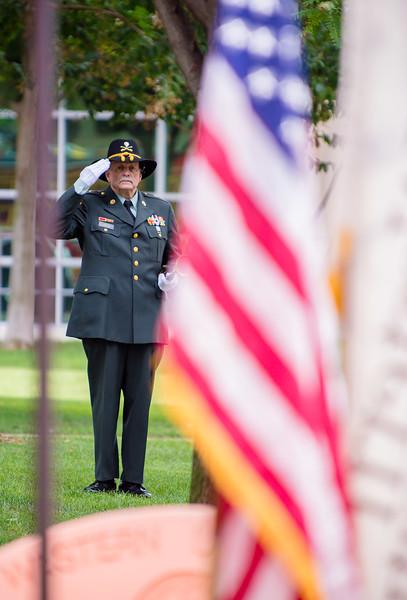Sept. 11 Memorial at WesternU