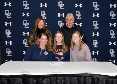 OE College Signing 2021