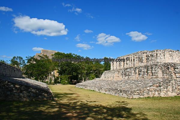 Mayan Archaelogical Sites Photographs
