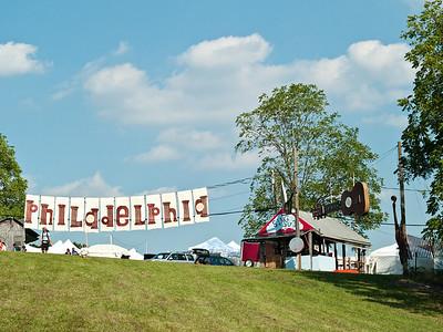 Philadelphia Folk Festival 2010