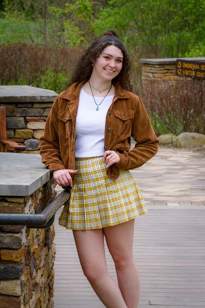Mia Marino Senior Proofs