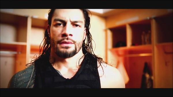Roman Reigns - Screencaps / WWE Shop Commercial