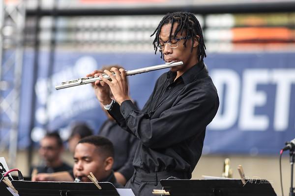 Wayne State University Big Band - 8-31-2019