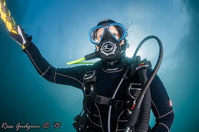 Underwater Photo Course - 24 January 2016