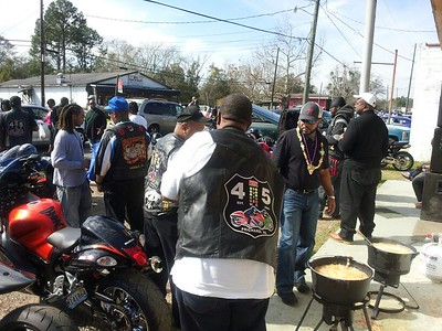 Prichard Mardi Gras Kickin It With 45 Boyz