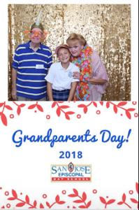 San Jose Episcopal Grandparents Day 2018 (Gold)