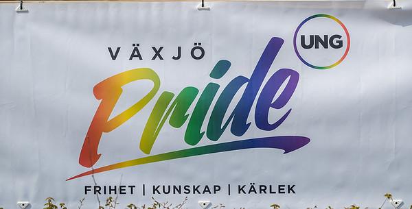 Växjö Pride Parade