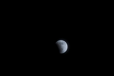 Lunar Eclipse and Blue Moon of April 2014