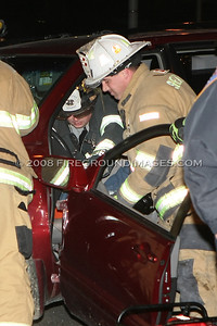 Derby-Shelton Bridge MVA (Shelton, CT) 11/27/07
