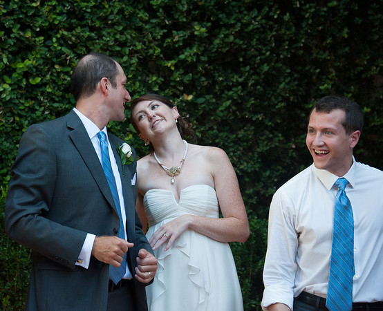 Kathy and David's Wedding Part 2